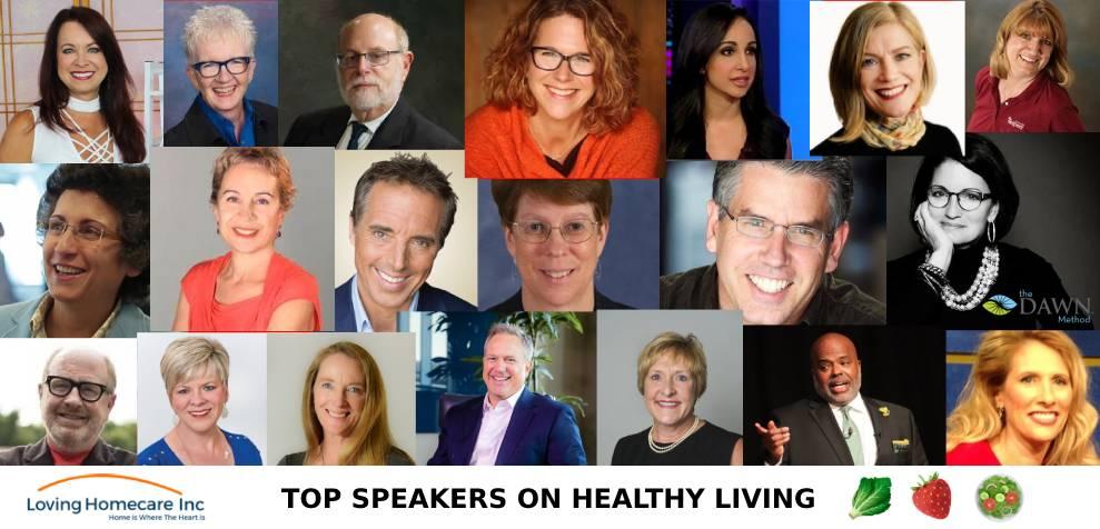 Top Senior Health care speakers